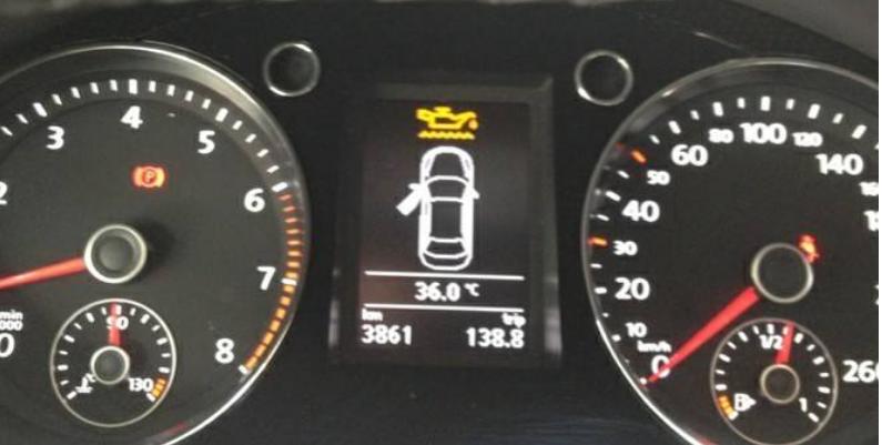 发动机油压不足的原因