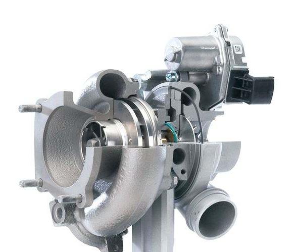 什么叫雙渦輪增壓發動機