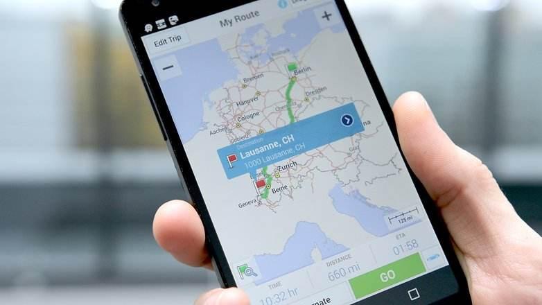 手機地圖哪個好用