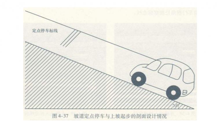 上坡路定點停車與坡道起步技巧