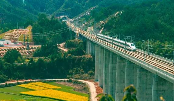 京福高铁经过哪些站