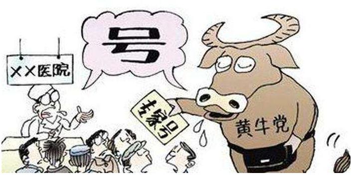 什么是黄牛