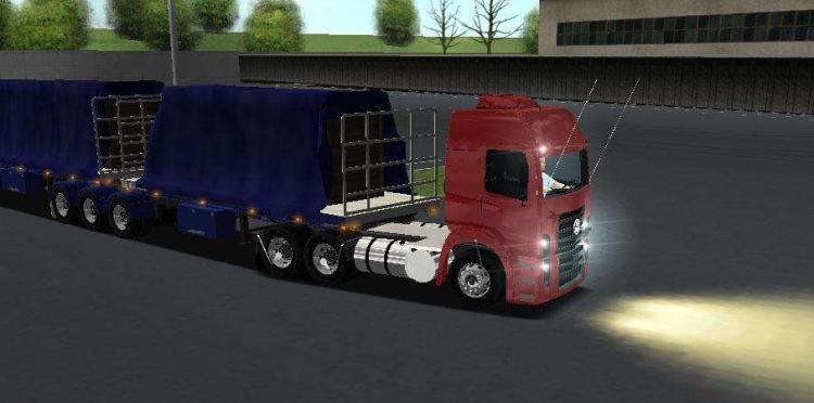 模拟大卡车游戏有哪些